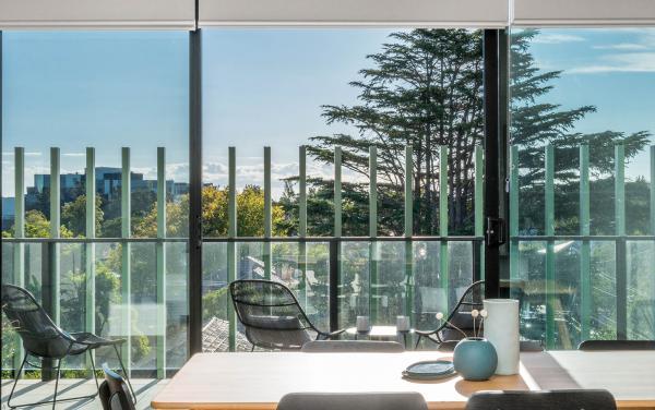 Axel Apartments 203 The Bonfield - Glen Iris - Dining towards balcony b