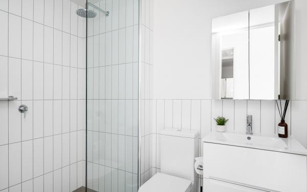 Axel Apartments - The Clarke - Glen Iris - Bathroom Shared