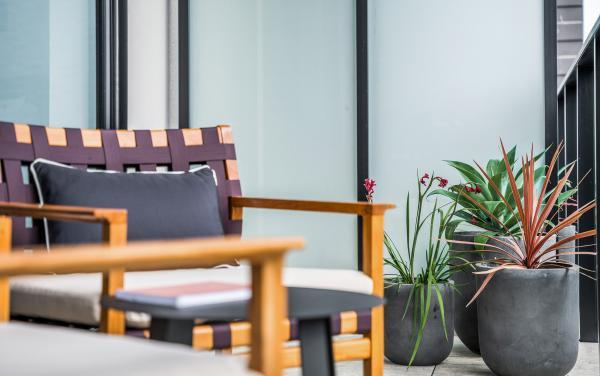 Axel Apartments G01 The Grove - Glen Iris - Balcony