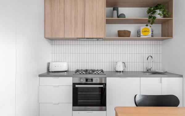 Axel Apartments G01 The Grove - Glen Iris - Kitchen b