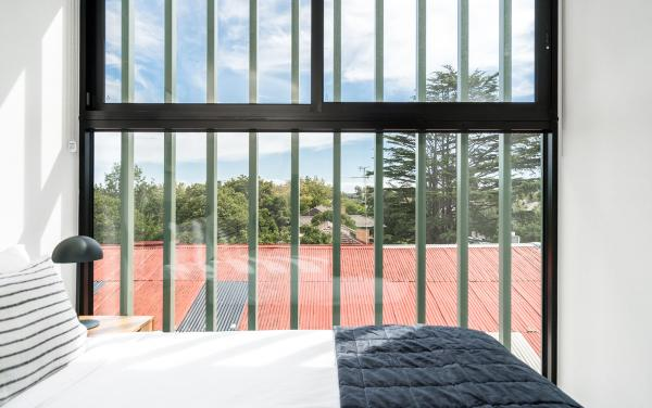 Axel Apartments - The Lawson - Glen Iris - Master Bedroom View
