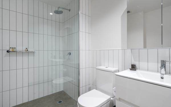 Axel Apartments - The Radnor - Glen Iris - Bathroom