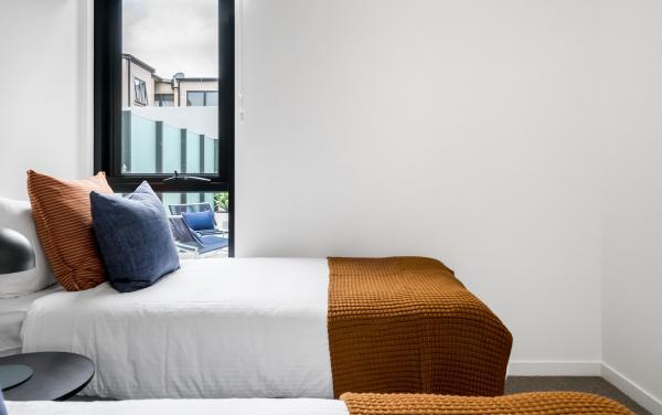 Axel Apartments 103 The Hadley - Glen Iris - Bedroom 2