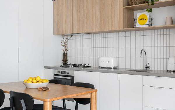 Axel Apartments 103 The Hadley - Glen Iris - Kitchen c
