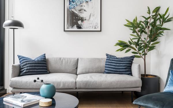 Axel Apartments 103 The Hadley - Glen Iris - Lounge b