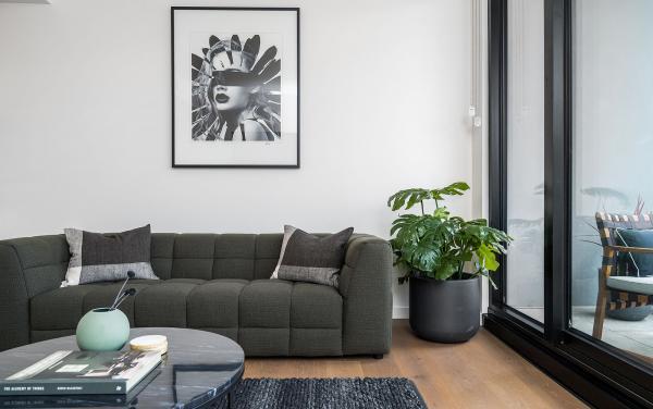 Axel Apartments The Faircroft - Glen Iris - Lounge c