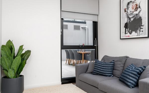 Axel Apartments The Faircroft - Glen Iris - Media Room