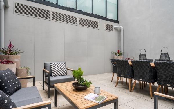 Axel Apartments The Faircroft - Glen Iris - Outdoor Area d