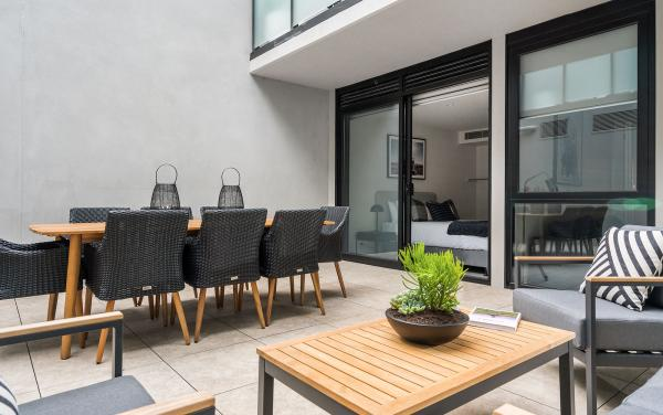 Axel Apartments The Faircroft - Glen Iris - Outdoor Area