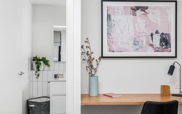 Axel Apartments The Faircroft - Glen Iris - Study Nook