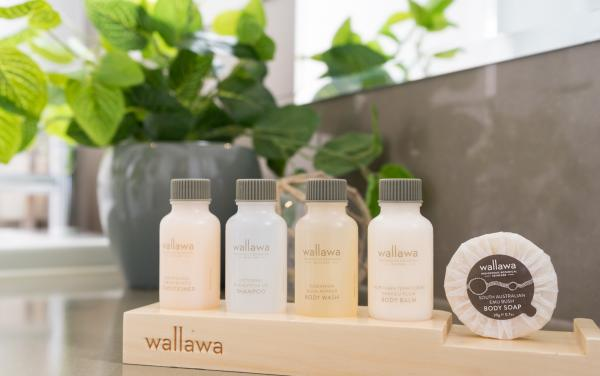 Boutique Stays - Value Photos - Wallawa Bathroom Amenities