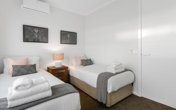 Caulfield Central - Caulfield - Twin Room c