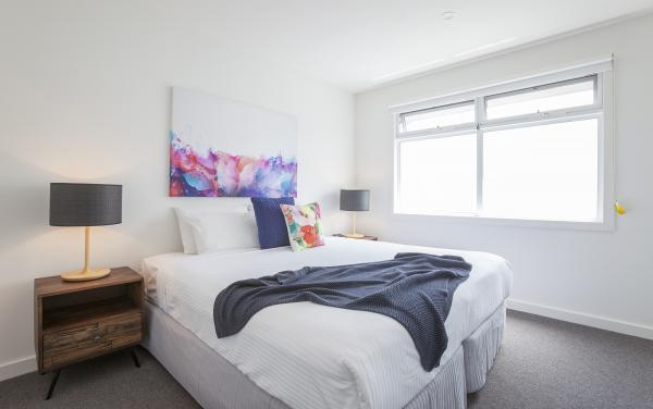 Contempo - Prahran - Bedroom 1