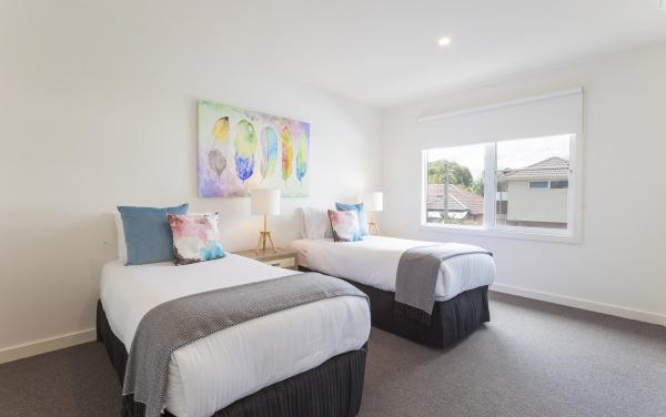 Contempo - Prahran - Bedroom 2