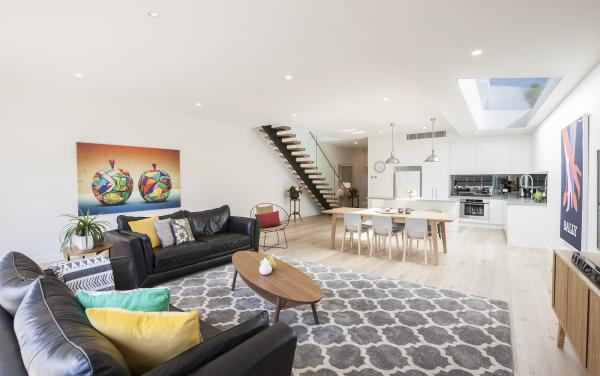 Contempo - Prahran - Living Area c