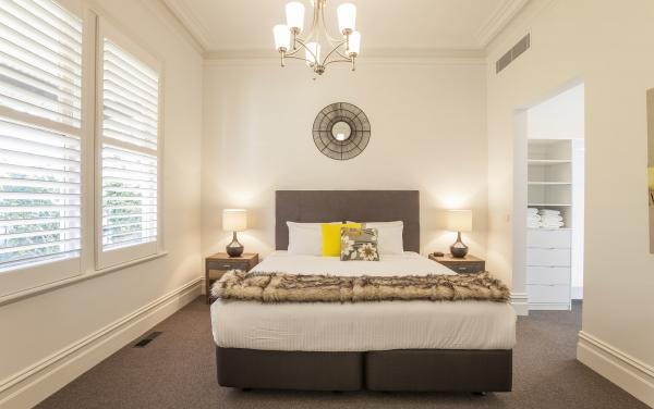 Contempo - Prahran - Master Bedroom