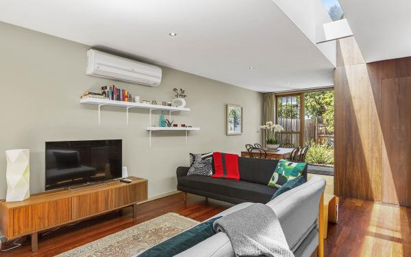 Curran Terrace - North Melbourne - Living and Dining Areas