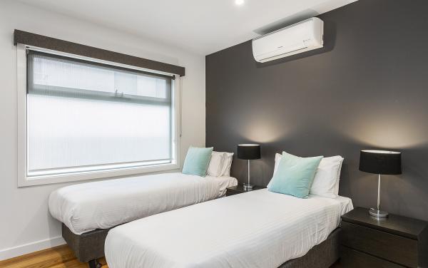 Edinburgh Place - Flemington - Bedroom 2