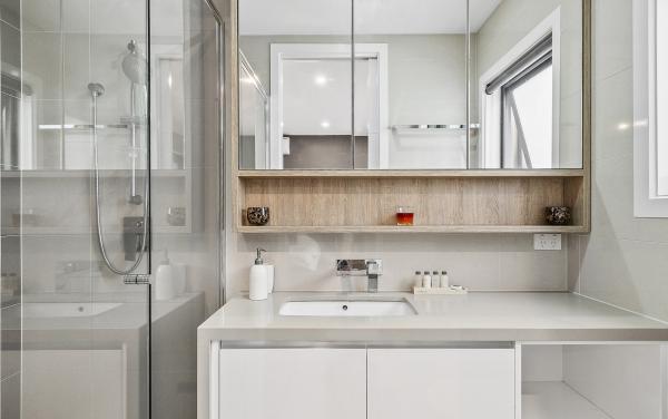 Edinburgh Place - Flemington - Ensuite Bathroom