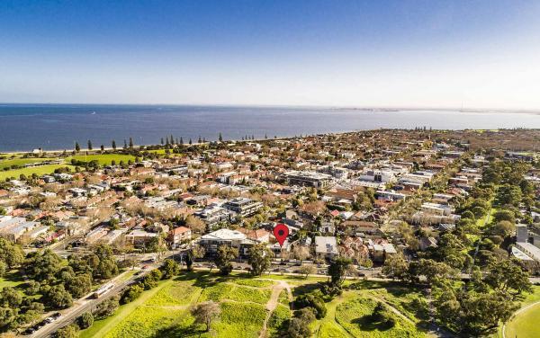 Elwood Beaches 3 - Elwood - Aerial Shot b