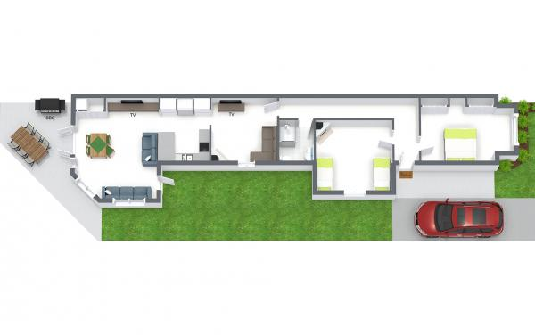 Elwood Beaches 3 - Elwood - Floorplan