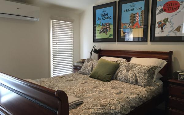 Elwood Hideaway - Elwood - Master Bedroom