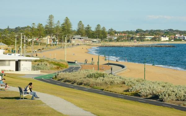 Beachfront Cycleway