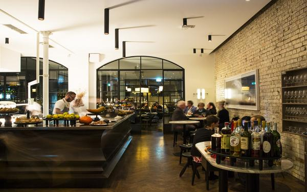 Fitzroy Melbourne - Cutler and Co b