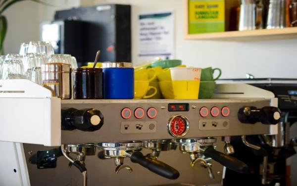 Barista Made Coffee