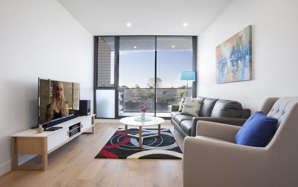 Hampton Hub - Hampton - Living Room