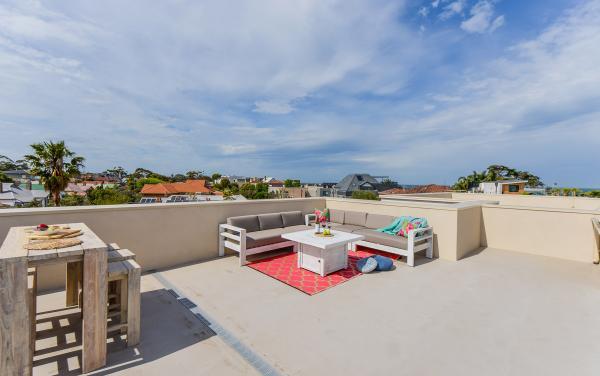 Hampton Lookout - Hampton - Roof Deck Lounge Area