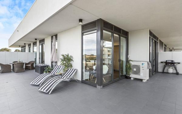 Heathland Views - Sandringham - Balcony