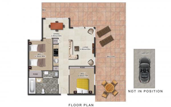 Heathland Views - Sandringham - Floorplan 2000px