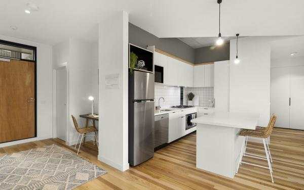 Highviews - Melbourne - Kitchen Area