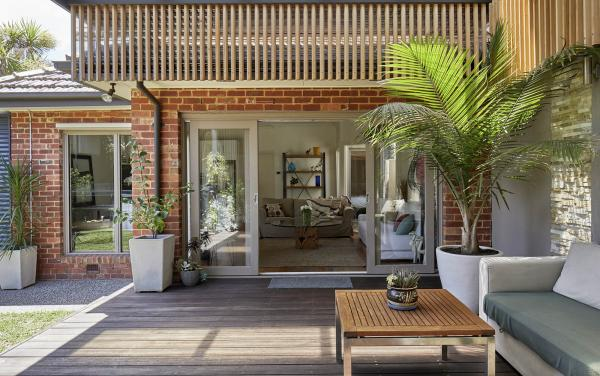 Mordi Sands - Mordialloc - Outdoor Living and Living Room