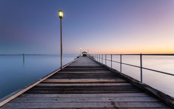 Mordialloc - Mordialloc Pier Sunset