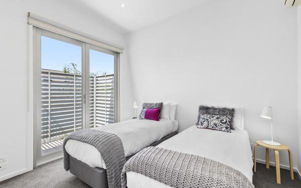 Port Haven - Port Melbourne - Bedroom