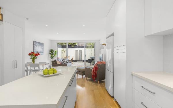 Port Haven - Port Melbourne - Kitchen to Living Area b