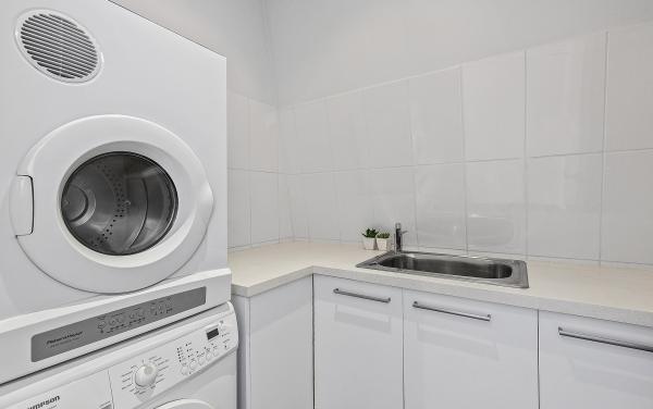 Port Haven - Port Melbourne - Laundry Area
