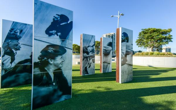 Port Melbourne Art Installations