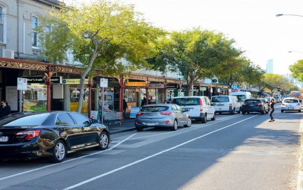 Port Melbourne Shopping