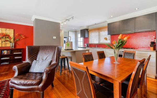 Sandy Haven C - Sandringham - Dining and Kitchen