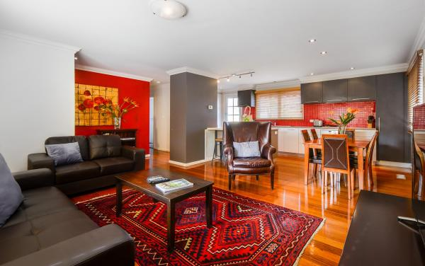 Sandy Haven C - Sandringham - Living and Dining Area