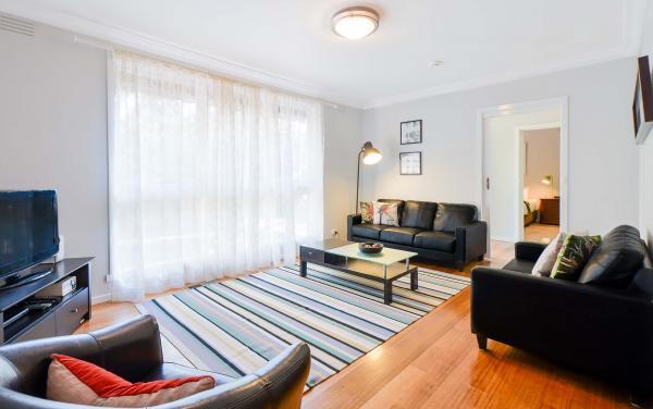 Sandy Side 1 - Sandringham - Living Area c