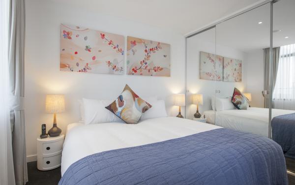 Sea Breeze at Port - Melbourne - Bedroom b