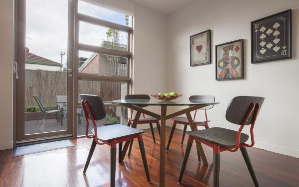 Somerset Terrace - Richmond - Dining Area b
