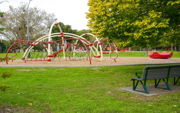 South Melbourne Playground