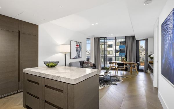 The Capitol - South Yarra - Kitchen Living and Dining
