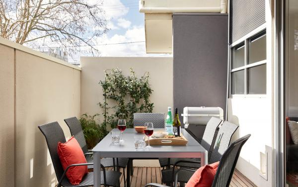 The Cassin - Elwood - Al Fresco Dining Area