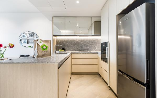 The Fawkner - Melbourne - Boutique Stays Kitchen